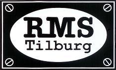 Het logo van RMS-Tilburg